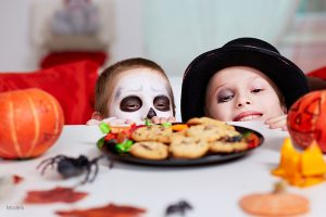 Kids love Halloween candy, but they often don't know when to stop themselves. Regular dental check-ups can prevent the candy from having a permanent effect on your kids' mouths.